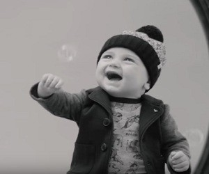 Armani Junior Commercial 2016 - Fall Winter Collection