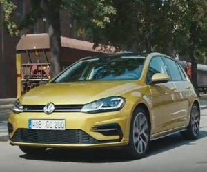 2017 Volkswagen Golf TV Advert