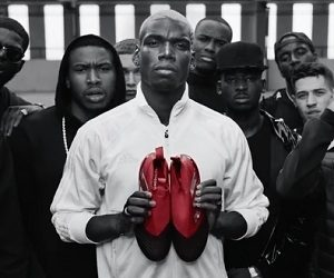Adidas Commercial feat. Paul Pogba