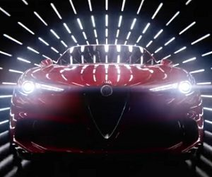 Alfa Romeo Stelvio Commercial