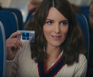 American Express Commercial - Tina Fey