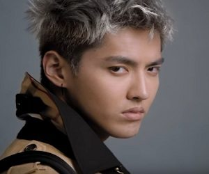Burberry Commercial - Kris Wu