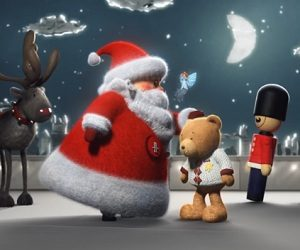 Harrods Christmas TV Advert - A Very British Bear Tale