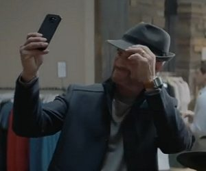 Interac Commercial - Mysterious Man