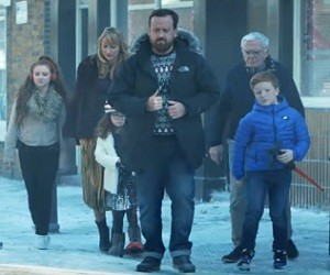Littlewoods Advert 2016 - The Christmas Walk