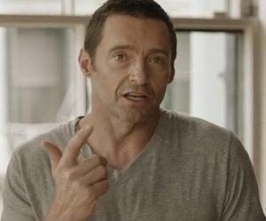 Mastercard Hugh Jackman Commercial