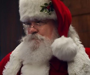 Mercedes-Benz Commercial - Santa Claus