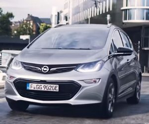 Opel Ampera-e Commercial