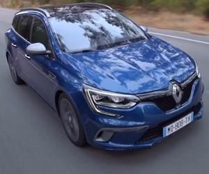 Pubblicità Renault Megane Sporter