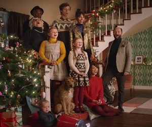 TK Maxx Christmas Advert