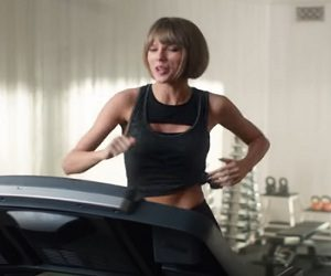 Apple Music Commercial - Taylor Swift vs. Treadmill