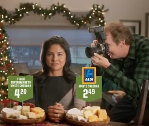 Aldi Commercial - Cheese