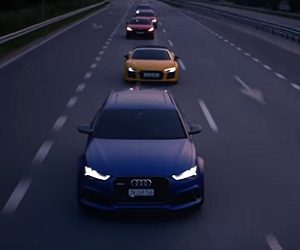 Audi Sport TV Advert