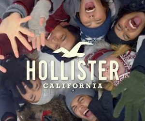 Hollister California Commercial