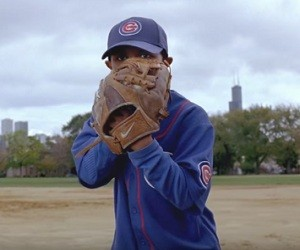 Nike Chicago Cubs Commercial