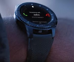 Samsung Gear S3 Commercial