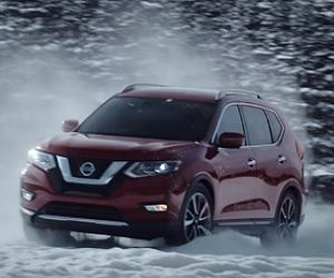 2017 Nissan Rogue Commercial - Snowmen