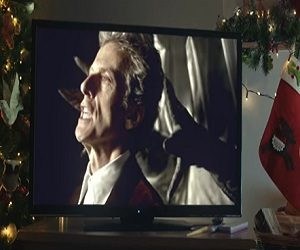 BBC One Christmas TV Advert