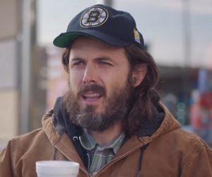 Casey Affleck 'SNL' Dunkin Donuts