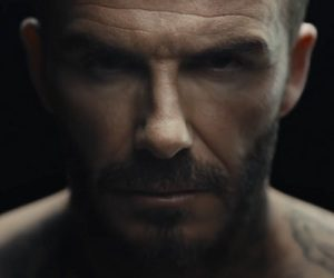UNICEF David Beckham Tattoos Commercial