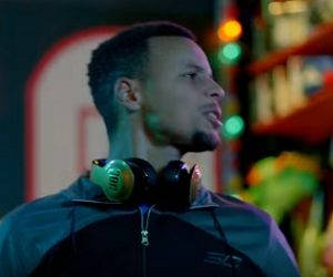JBL Headphones Commercial - Stephen Curry