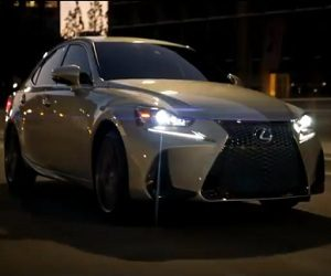 2017 Lexus IS Commercial