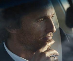 2017 Lincoln Continental - Matthew McConaughey