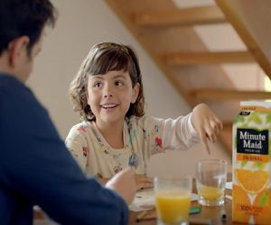 Minute Maid Commercial