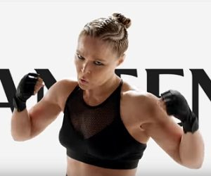Pantene Ronda Rousey Commercial