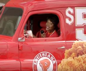 Popeyes Louisiana Commercial