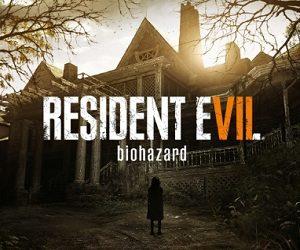 Games 2017 - Resident Evil 7: Biohazard