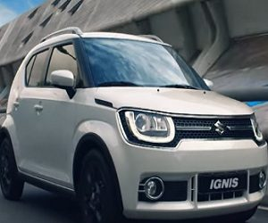 Suzuki IGNIS Commercial