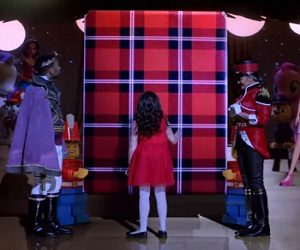 Target Christmas Commercial The Toycracker John Legend And