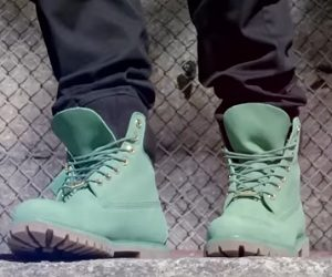 Timberland Wintergreen Commercial