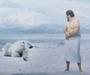 Compare.com Commercial - Polar Bear