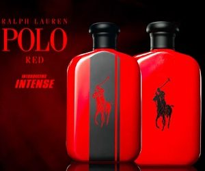 Ralph Lauren Polo Red Intense Commercial