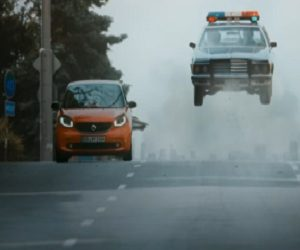 Smart Fortwo Epic Car Chase Commercial