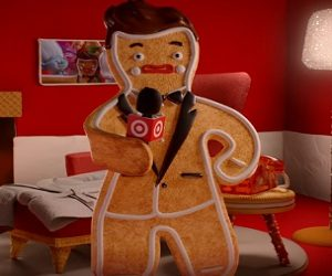 Target Commercial - Ginger Breadington at Home