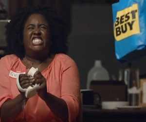 Best Buy Commercial - Anger Management