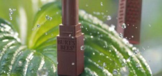Burt's_Bees_Lipstick_Commercial