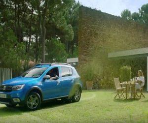 Dacia Sandero Werbung 2017