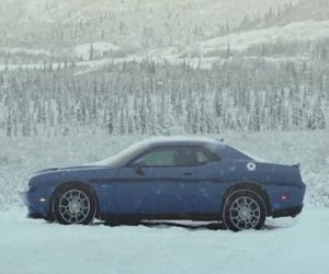 Dodge Awd Challenger Gt Commercial Song 2017 Snow Pile