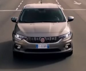 Fiat Tipo TV Advert 2017