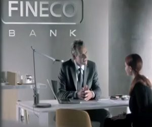 Fineco Bank Spot 2017