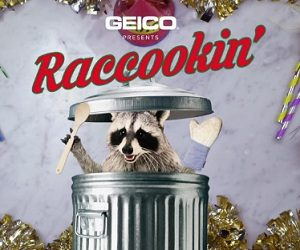 GEICO Raccoons Commercial 2017