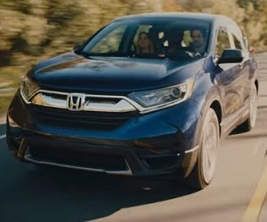 Honda CR-V Commercial 2017