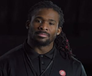 Pizza Hut Commercial 2017 - DeAngelo Williams