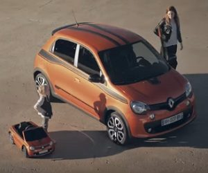 Renault Twingo GT TV Advert 2017