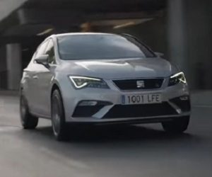 SEAT Leon Commercial 2017