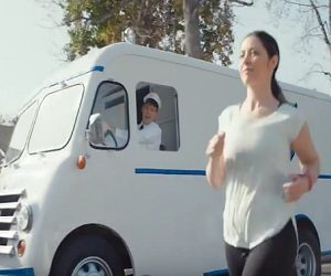 Silk Protein Nutmilk Commercial - Jogging